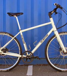 Co-Motion Cycles Klatch touring bike