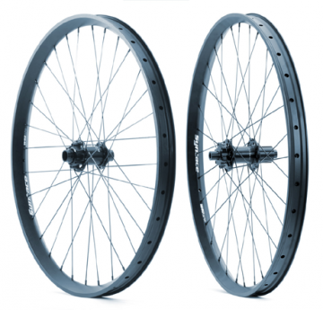 Syntace W40 MX MTB Wheels. Distributed by Cycle Monkey.